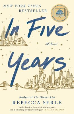 Cover Image for In Five Years by Serle