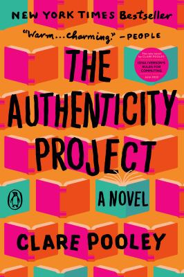 Cover Image for The Authenticity Project by Pooley