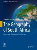 Geography of South Africa : contemporary changes and new directions /