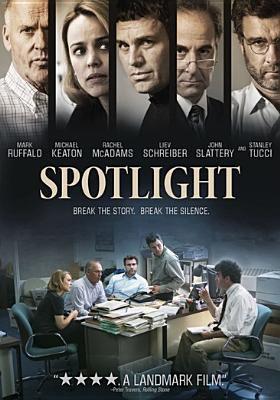 Cover image for Spotlight