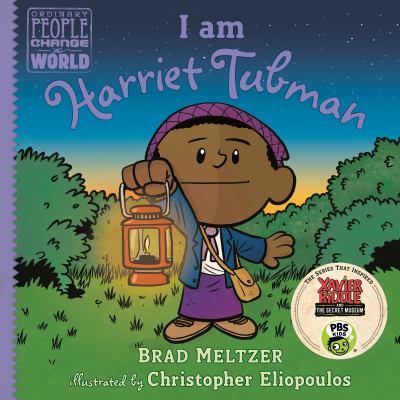 I am Harriet Tubman
