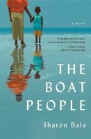 Cover image for The boat people