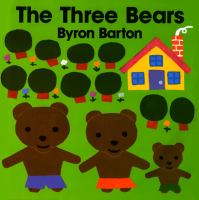 Cover art for The Three Bears