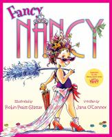 Cover art for Fancy Nancy