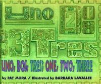 Cover art for Uno, Dos, Tres