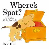 Cover art for Where's Spot?