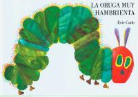 Cover art for La oruga muy hambrienta
