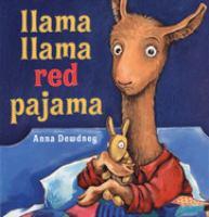 Cover art for Llama Llama Red Pajama