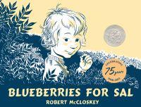 Cover art for Blueberries for Sal