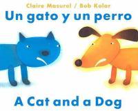 Cover art for Un gato y un perro / A Cat and a Dog