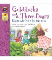 Cover art for Ricitos de Oro y los tres osos / Goldilocks and the Three Bears