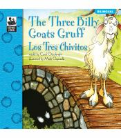 Cover art for Los Tres Chivitos / The Three Billy Goats Gruff
