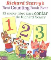 Cover art for Richard Scarry's Best Counting Book Ever
