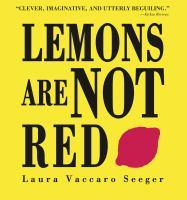 Cover art for Lemons are Not Red