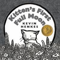 Cover art for Kitten's First Full Moon