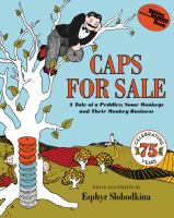 Cover art for Caps for Sale