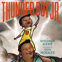 Cover art for Thunder Boy Jr.
