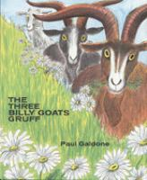 Cover art for The Three Billy Goats Gruff