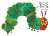 Cover art for The Very Hungry Caterpillar