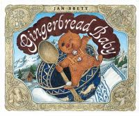 Cover art for Gingerbread Baby