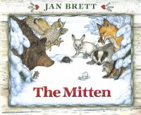 Cover art for The Mitten