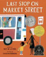 Cover art for Last Stop on Market Street