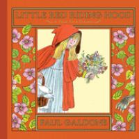 Cover art for Little Red Riding Hood