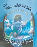 Cover art for La casa adormecida
