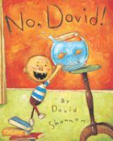 Cover art for No, David!