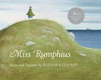 Cover art for Miss Rumphius