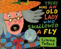 Cover art for There Was an Old Lady Who Swallowed a Fly