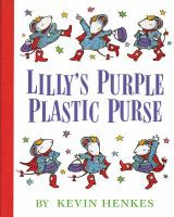 Cover art for Lilly's Purple Plastic Purse