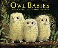 Cover art for Owl Babies