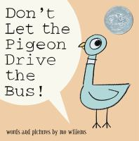 Cover art for Don't Let the Pigeon Drive the Bus