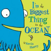 Cover art for I'm the Biggest Thing in the Ocean
