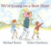 Cover art for We're Going on a Bear Hunt