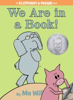 Cover art for We are in a Book