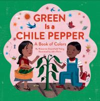 Cover art for Green Is a Chile Pepper