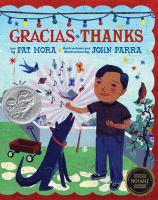 Cover art for Gracias / Thanks