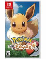 Pokémon Let's Go Eevee/Pikachu!