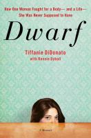 Dwarf: A Memoir by Tiffanie DiDonato