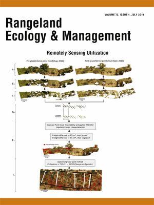 Rangland Ecology journal image
